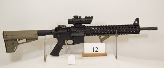 Palmetto, Model PA-15, Semi Auto Rifle, 223 cal,