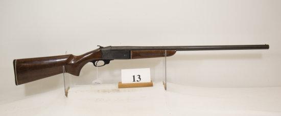 Companhia, Model Single Shot, Shotgun, 12 ga,