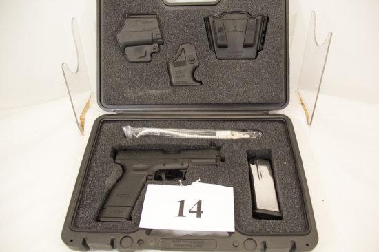 Springfield Armory, Model XD, Semi Auto Pistol,