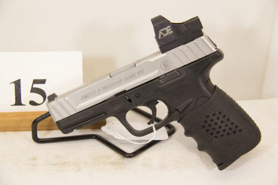 Smith & Wesson, Model SD40VE, Semi Auto