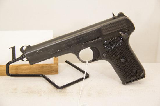 Norinco, Model 54-1, Semi Auto Pistol, 7.62 x 25