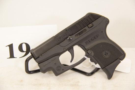 Ruger, Model LCP, Semi Auto Pistol, 380 cal,