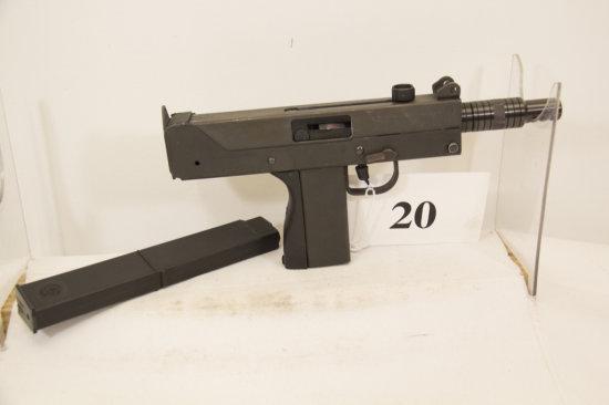 Cobray, Model M-11, Semi Auto Pistol, 9 mm cal,