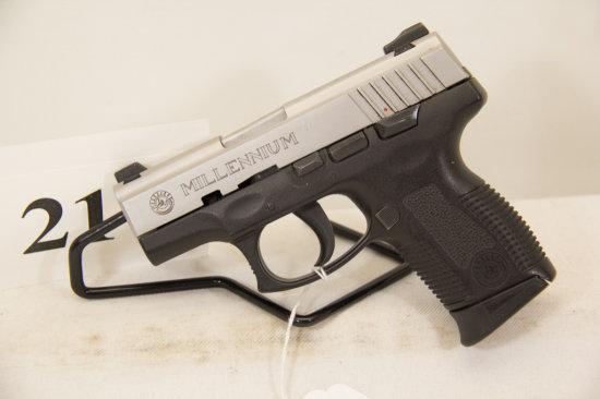 Taurus, Model PT140 Pro, Semi Auto Pistol, 40