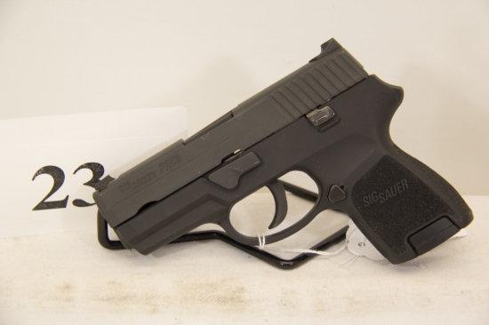 Sig Sauer, Model P250, Semi Auto Pistol, 40 cal,