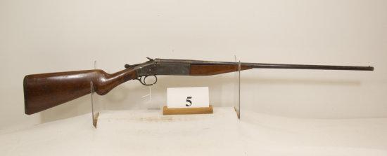 Iver Johnson, Model Single Shot, Shotgun, 410 ga,