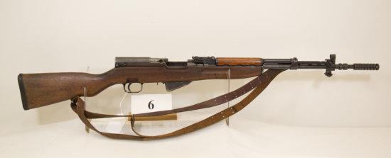 Military, Model SKS, Semi  Auto Rifle, 7.62 x 39