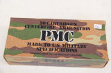 1 Box of 20, PMC 7.62A, 7.62 x 39, 122 gr FMJ