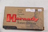 1 Box of 14, Hornady 308 Win 165 gr BTSP