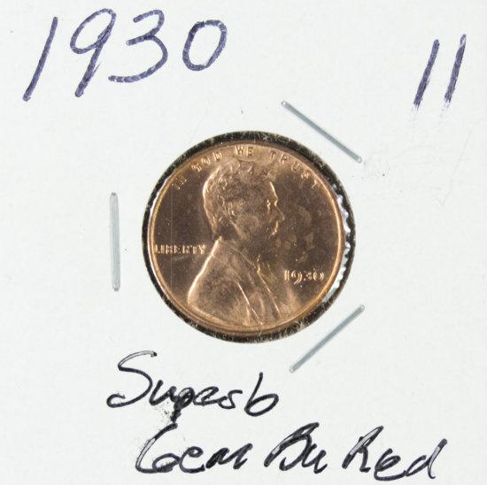1930 - LINCOLN CENT - GEM BU