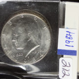 2 COIN LOT KENNEDY HALF DOLLAR