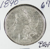 1890 - MORGAN DOLLAR - BU