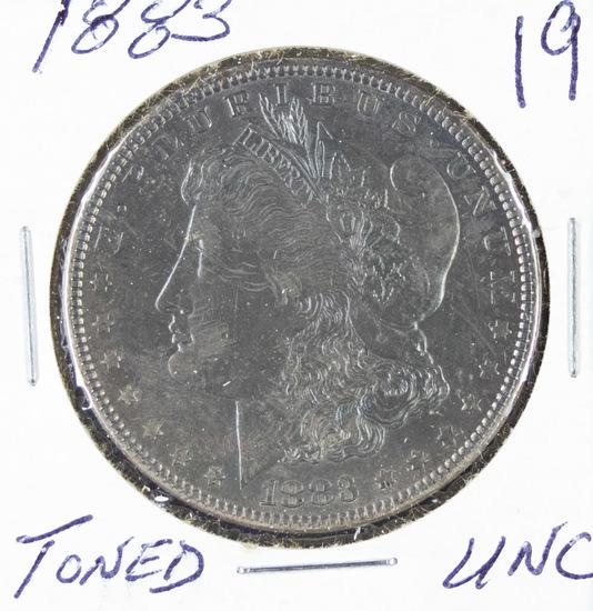 1883 - MORGAN DOLLAR
