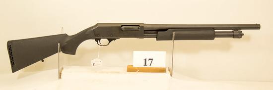 Harrington Richardson, Model Pardner, Pump