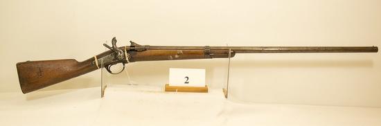 Zulu, Black Powder, Shotgun, 12 ga, PARTS GUN