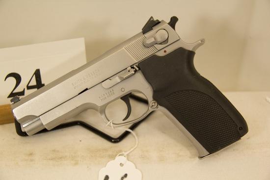 Smith Wesson, Model 4566, Semi Auto Pistol,