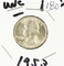 1953 - WASHIGTON QUARTER - UNC
