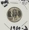 1960-D WASHINGTON QUARTER - UNC