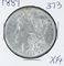 1889 -  MORGAN DOLLAR - XF+
