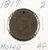 1817 - MATRON HEAD LARGE CENT - AG Image 1