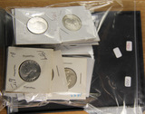 1 - ROLL 40 COINS SILVER WASHINGTON QUARTERS