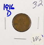 LOT OF 3 - LINCOLN CENTS