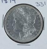 1879 - MORGAN DOLLAR -UNC