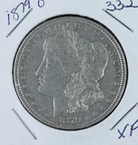 1879-O  MORGAN DOLLAR -XF