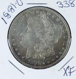 1881-O  MORGAN DOLLAR -XF