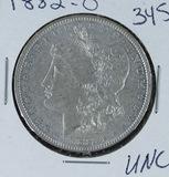 1882-O MORGAN DOLLAR - UNC