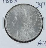 1883 - MORGAN DOLLAR -AU