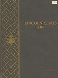 COMPLETE SET -1941-1974 LINCOLN CENTS