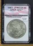 1888-S  MORGAN DOLLAR - UNC