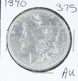 1890 -  MORGAN DOLLAR -AU