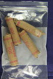 4 - ROLLS  OF LINCOLN CENTS