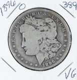 1896-O MORGAN DOLLAR - VG