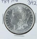 1897-S MORGAN DOLLAR - UNC