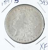 1899-S MORGAN DOLLAR - XF