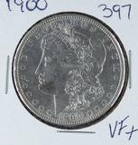 1900 - MORGAN DOLLAR - VF+