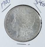 1900 -  MORGAN DOLLAR - XF