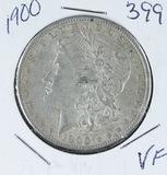 1900 -  MORGAN DOLLAR - VF