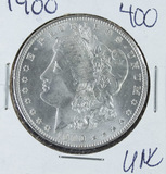 1900 -  MORGAN DOLLAR -UNC