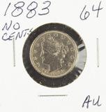 1883 - LIBERTY HEAD