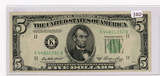 SERIES OF 1950-A FIVE DOLLAR FED RESERVE NOTE