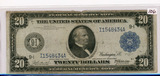 SERIES OF 1914 - TWENTY DOLLAR FED RESERVE NOTE