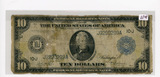 SERIES OF 1941 TEN DOLLAR FED RESERVE NOTE