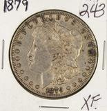 1879 - MORGAN DOLLAR - XF