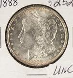 1888 - MORGAN DOLLAR - UNC