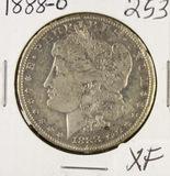 1888-O  MORGAN DOLLAR - XF
