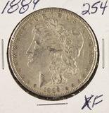 1889 - MORGAN DOLLAR - XF